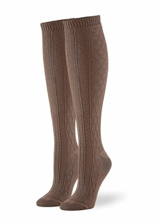 HUE Women's Fashion Knee High Socks