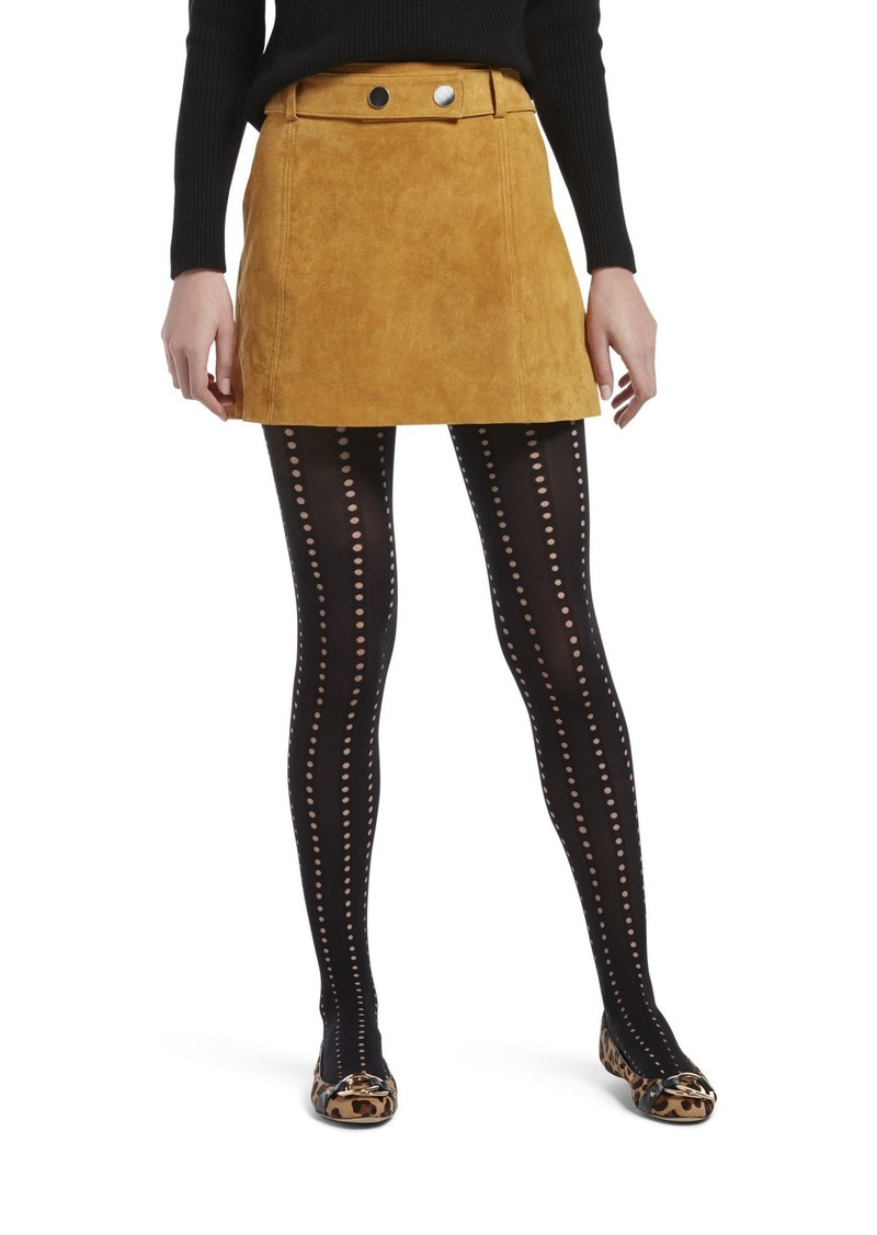 HUE Women's Fashion Tights with Control Top Assorted  M/L