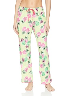 HUE Women's Fineapple Tulip Hem Sleep Pant