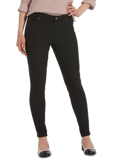 Hue Women's Fleece-Lined Denim Leggings