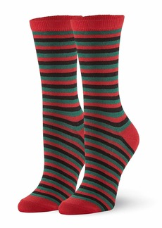 HUE Women's Holiday Stuffer Sock