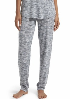 HUE Women's Knit Long Pajama Sleep Pant with Cuffs  Extra Large