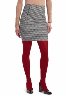 HUE Women's Luster Tights with Control Top
