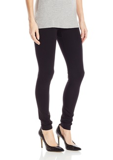 HUE Women's Made to Move Double Knit Shaping Legging  L