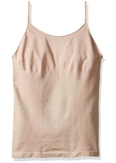 HUE Women's Made to Move Seamless Shaping Cami  S