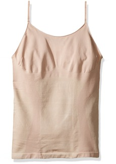 HUE Women's Made to Move Seamless Shaping Cami  M