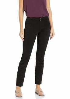 HUE Women's Microsuede Fashion Leggings black