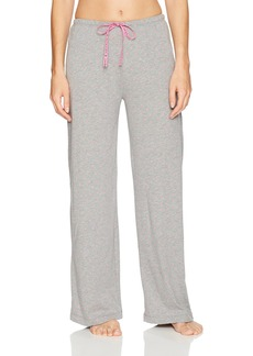HUE Women's Mini Scribble Long Pajama Pant  Extra Large