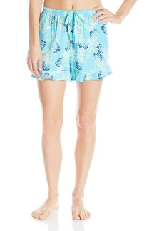 HUE Women's Pineapple Luau Boxer