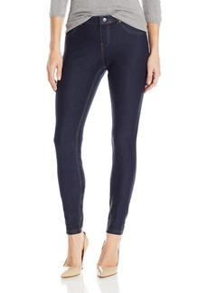 HUE Women's Plus Size Essential Denim Leggings