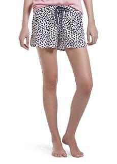 1cfa0ba299 HUE Women s Printed Knit Boxer Pajama Sleep Short Snow White Animal spot  Extra Large