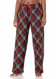 HUE Women's Printed Pajama Sleep Pant
