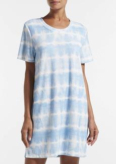HUE Women's Short Sleeve Sleepshirt  Extra Large