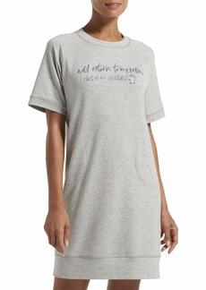 HUE Women's Sleepshirt with Pockets