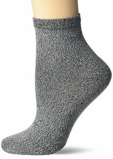 HUE Women's SpaSox Heel Gel Sock