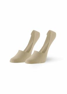 HUE Women's Super Soft Sneaker Liner Sock 3 Pair Pack  one size