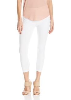HUE Women's Ultra Capri Leggings with Wide Waistband  S