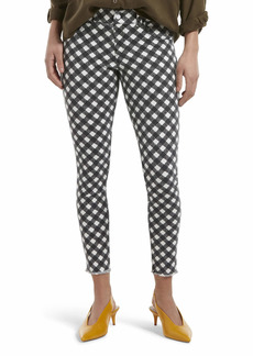 HUE Women's Ultra Soft Denim Jean Capri Leggings  Extra Large