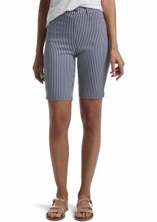 HUE Women's Ultra Soft High Waist Bermuda Shorts  Extra Large