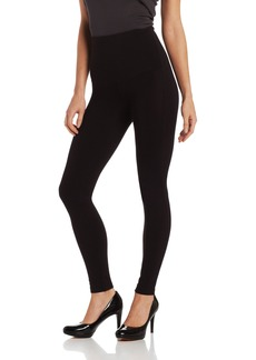 HUE Women's Ultra Tummy Shaping Legging  X-large
