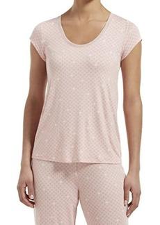 Hue Plus Size Join The Dots Short Sleeve Sleep Tee