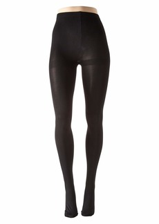 Hue Rhinestone Studded Backseam Tights