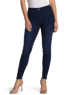 Hue Ripped Jeggings