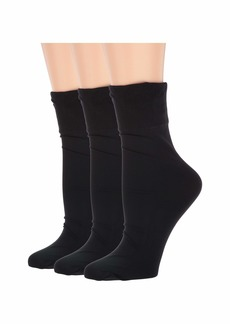 Hue Sleek Trouser Socks 3-Pair Pack