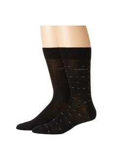 Hugo Boss 2-Pack Crew Socks