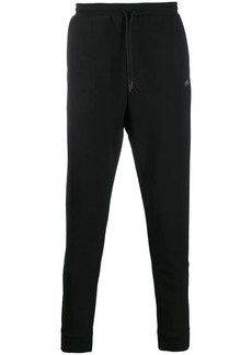 Hugo Boss 3d logo track pants