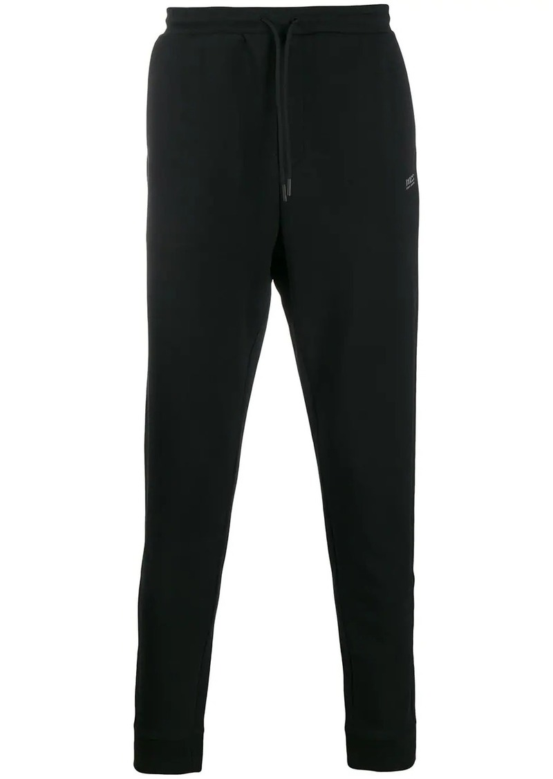 Hugo Boss 3d logo track pants