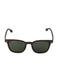 Hugo Boss 50MM Square Sunglasses