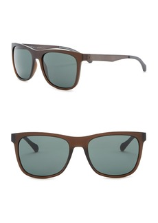 Hugo Boss 55mm Square Sunglasses