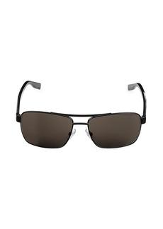 Hugo Boss 59MM Square Sunglasses
