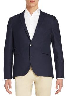d0c617b24b60d Hugo Boss BOSS Nemir Plaid Blackwatch Regular Fit Tuxedo Jacket ...