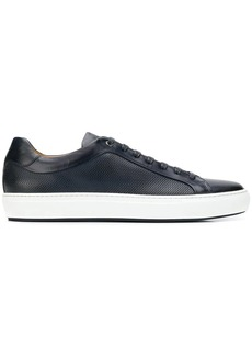 Hugo Boss almond toe low top sneakers