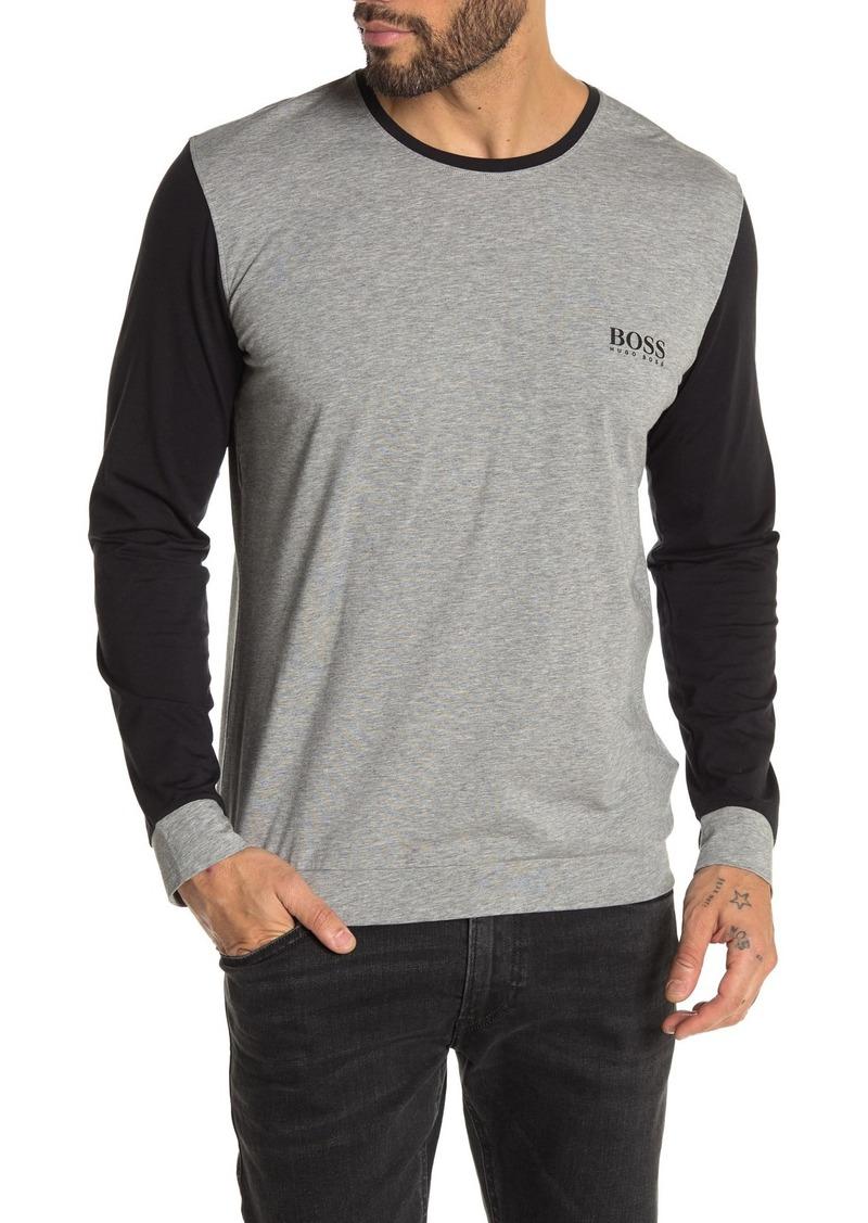 Hugo Boss Balance Long Sleeve Lounge T-Shirt