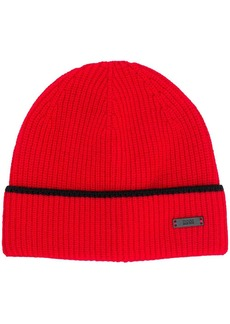 Hugo Boss Berico knitted hat