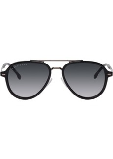Hugo Boss Black & Gunmetal 1055/S Sunglasses