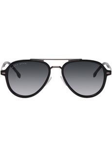 Hugo Boss Black & Gunmetal 1055/S Sunglasses