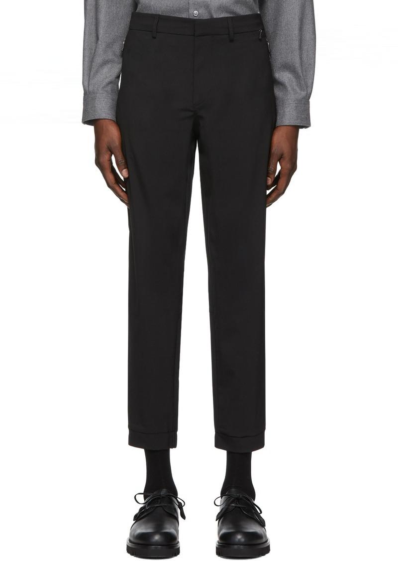 Hugo Boss Black Lux Cordura Wool Trousers