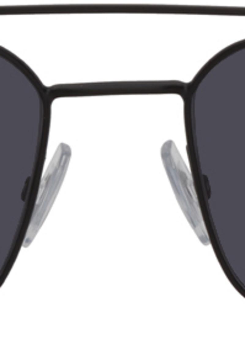 Hugo Boss Black Matte Metal Sunglasses