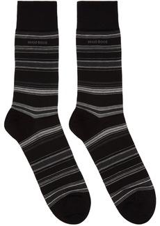 Hugo Boss Black Multistripe Socks