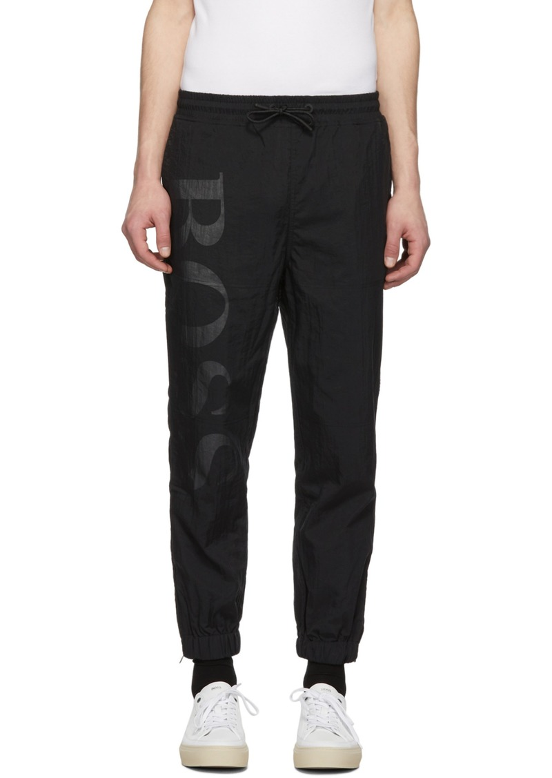 fashion 100% original pretty nice Hugo Boss Black Salty Track Pants | Casual Pants