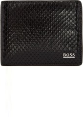 Hugo Boss Black Snake Mirage Bifold Wallet