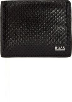 Hugo Boss Black Snake Mirage Bifold Wallet
