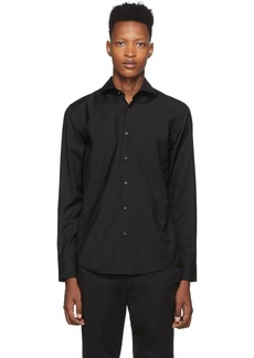 Hugo Boss Black Traceable Wool Jason Shirt