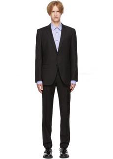 Hugo Boss Black Wool Huge/Genius 5 Suit