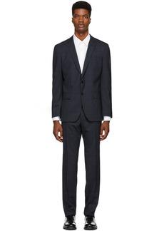 Hugo Boss Blue Classic Huge 6 Genius 5 Suit