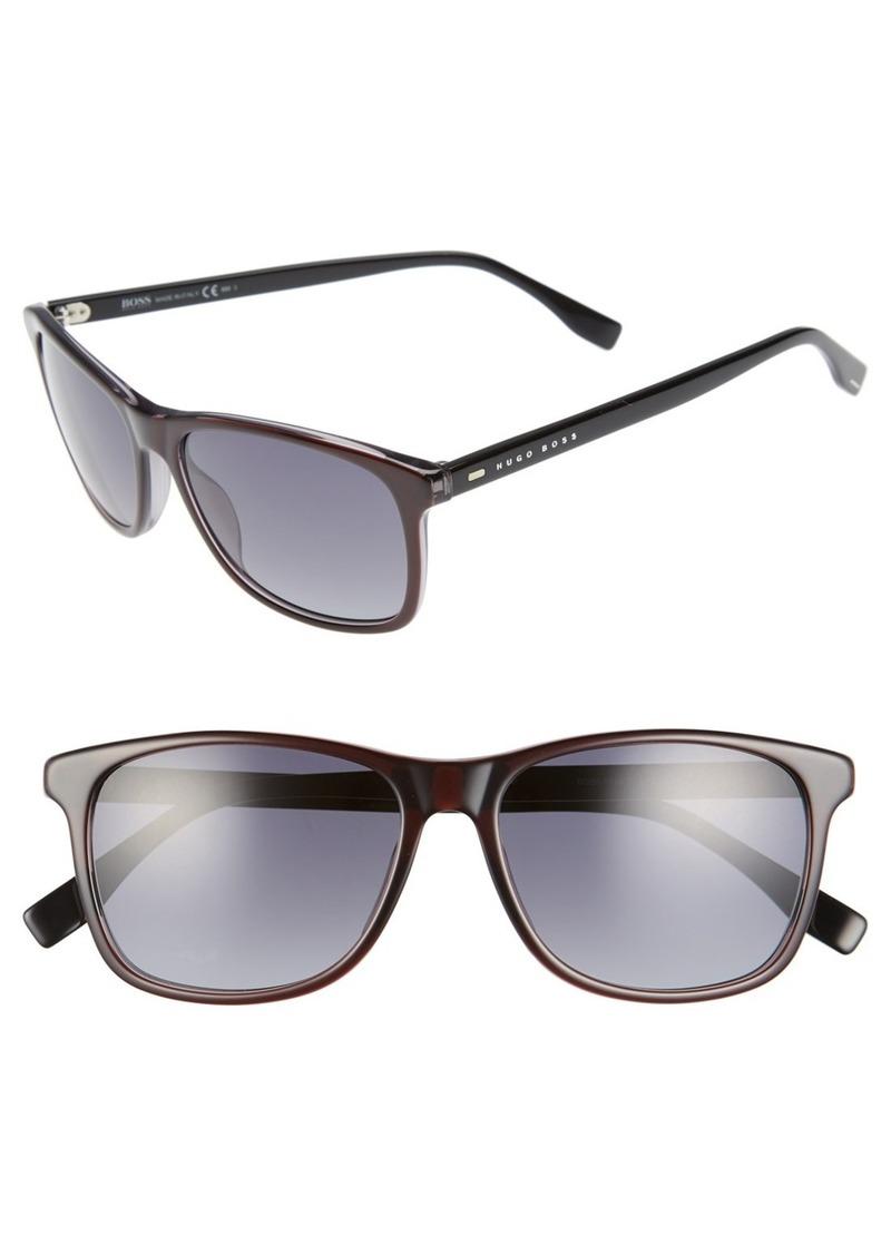 Hugo Boss BOSS '0634/S' 55mm Sunglasses